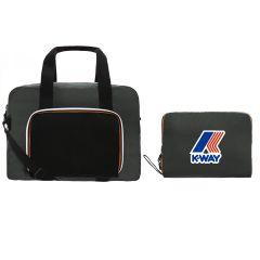 K-WAY A20-11302836 Black torba