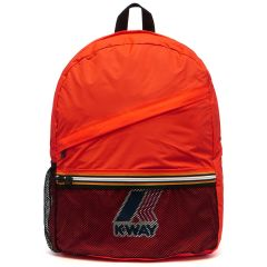 K-WAY A20-18315764 Red fluo