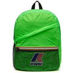K-WAY A20-17619951 Green fluo